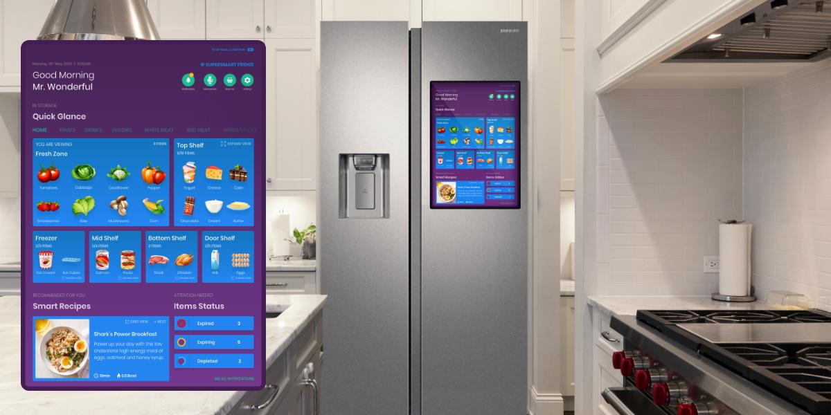 Smart-fridge-ui